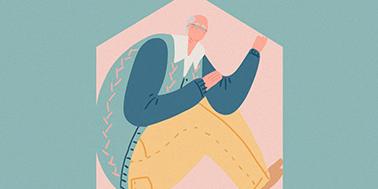 Cómo el confinamiento prolongado y la falta de interacción afecta el envejecimiento