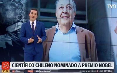 Por su trabajo sobre el Alzheimer: Científico chileno recibe nominación al Premio Nobel