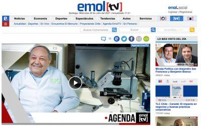 Agenda EmolTV junto a Ricardo Maccioni