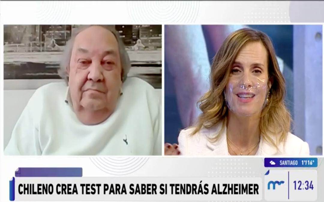 Chileno crea test para saber si tendrás alzhéimer: Revisa en qué consiste
